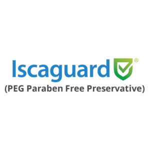ISCAGUARD PEG (Paraben Free Preservative) - Water Soluble