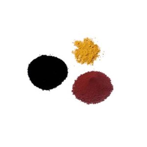 3 Color Iron Oxide Combo (Black, Red & Yellow)