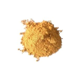 Brazilian Clay - Yellow / Gold - ECOCERT