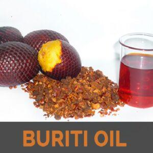 Buriti oil (INCI: Mauritia Flexuosa (Buriti) Fruit Oil)