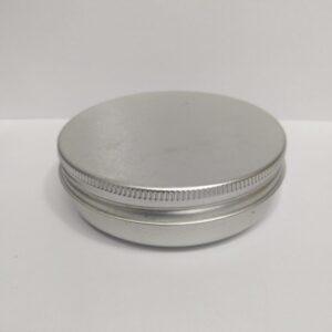 100 Grams Aluminum Tin Container - Pack of 12