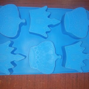 Crown Mold - 6 Cavity - 50 to 70 Grams